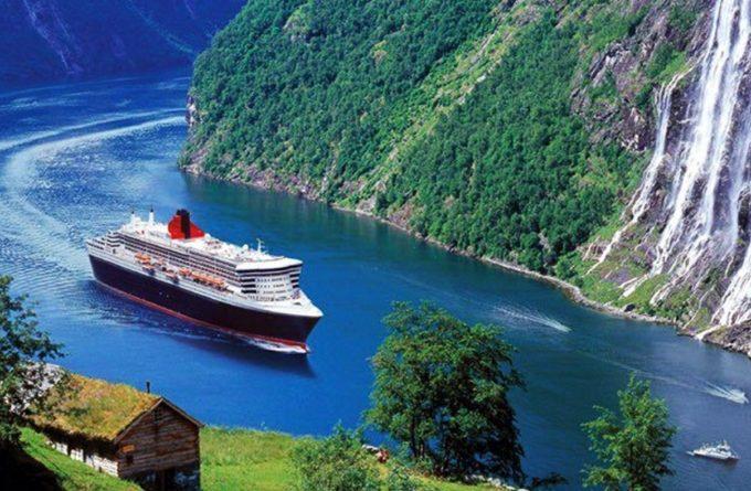 Тур фьорды Норвегии