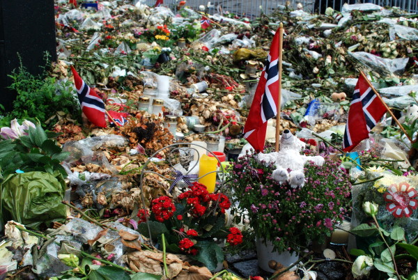 После теракта в Осло Отзыв о поездке в Норвегию