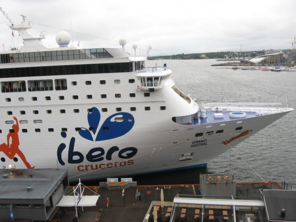 Круизный лайнер в Осло отзыв о поездке в Норвегию