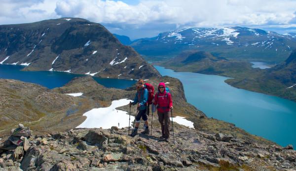 Трек по Бессегену отчет о поездке в Норвегию