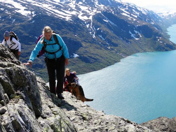 Бессеген - трек отчет о поездке в Норвегию