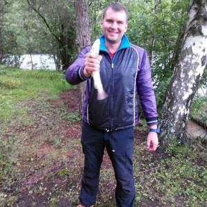 Рыба в Норвегии
