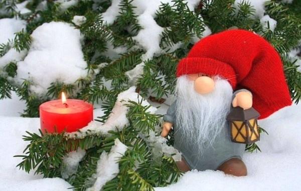 Ниссе Новый год в Норвегии традиции
