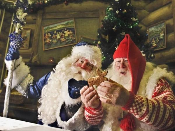 Юлениссен норвежский Дед мороз или Сантаклаус
