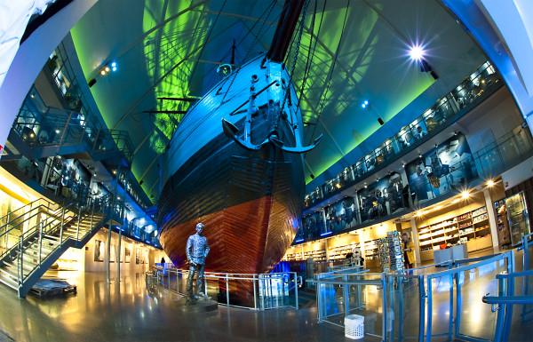 Фрам музей в Осло