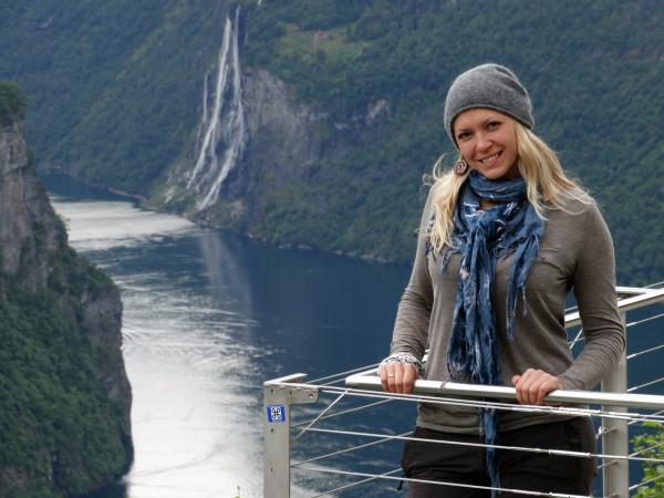 Ornesvingen поездка в Норвегию отчет