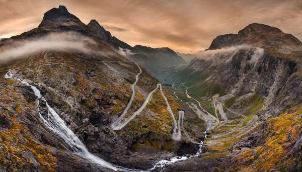 Дорога троллей увлекательный маршрут для путешествия
