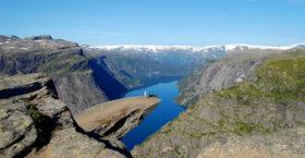 """Тур в Норвегию """"В гости к Троллям"""""""