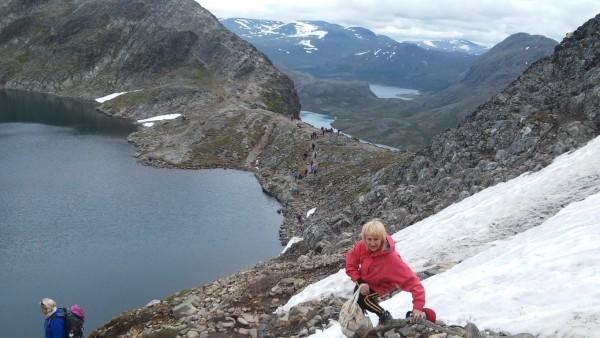 Отзыв о Норвегии на маршруте трека Бессеген