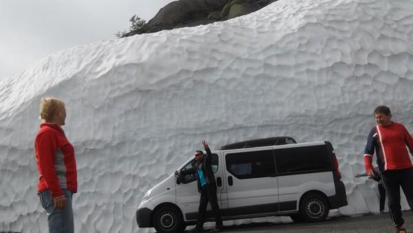 Отзыв о Норвегии по туристической дороге Норвегии