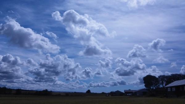 Норвежское небо
