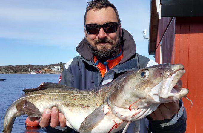 Рыболовный тур морская рыбалка в Норвегии