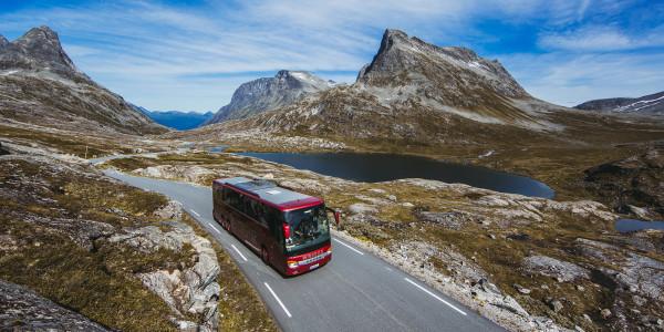 Автобусный тур в Норвегию