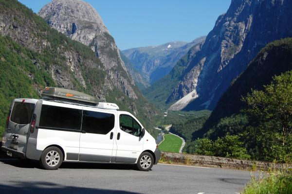 Авторский тур по Норвегии на небольшом микроавтобусе
