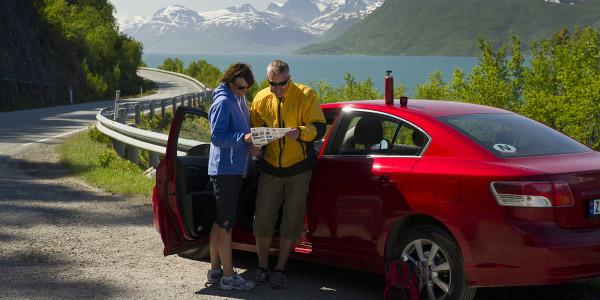 Самостоятельно на авто по Норвегии