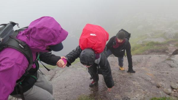Трек на камень спящая голова удовольствие от поездки в Норвегию