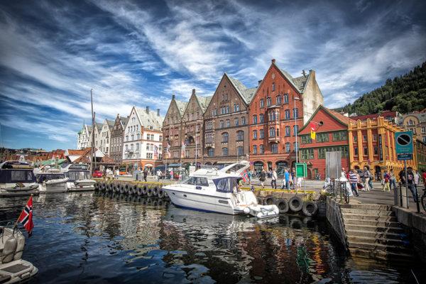 Берген тур по фьордам Норвегии