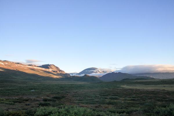 Увлекательный тур в Норвегию с Украины норвежская тундра