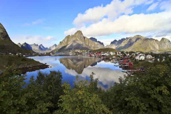 Лофотенские острова тур в Норвегию