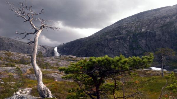 Кинсо водопады