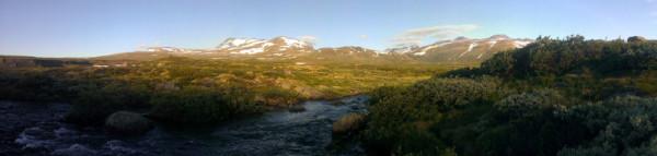 Поездка в Норвегию на машине за красивой природой