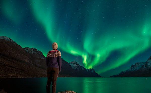 Северное сияние тур в Норвегию
