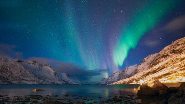 Тур увидеть северное сияние на севере Норвегии