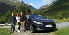 Индивидуальный тур в Норвегию.
