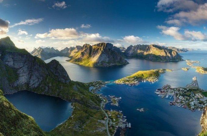 Тур Лофотенские острова и Сенья. Норвегия 2022.