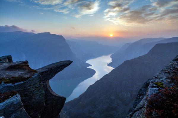 Тур в Норвегию в Гости к троллям язык тролля