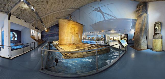 Kon Tiki museum Oslo