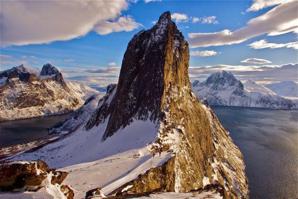 Сегла, тур на север Норвегии Сенья
