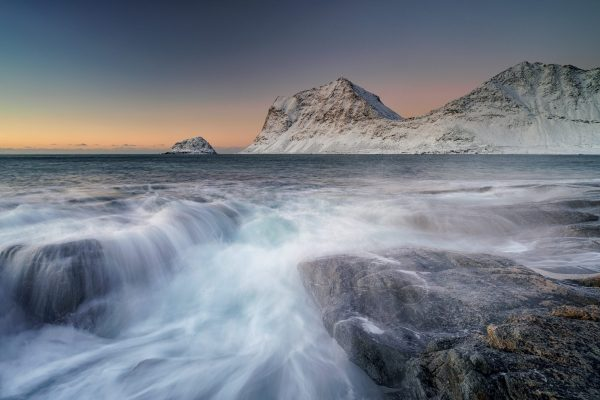 Тур зимой Лофотенские острова